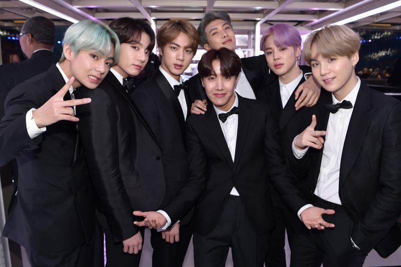 World Music Awards :: BTS ARE THE BEST-SELLING GROUP OF 2018!