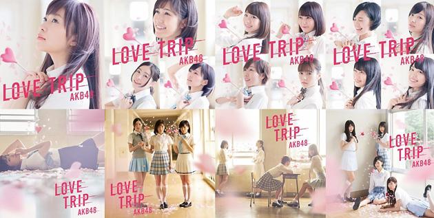 akb48 love trip ile ilgili görsel sonucu