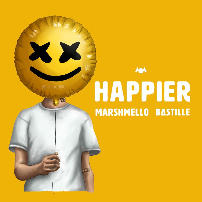 World Music Awards :: Marshmello's Happier With Bastille Is The World's #1 Single